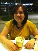Me and my Yogurt Parfait