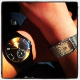 His & Hers Skagen Watches