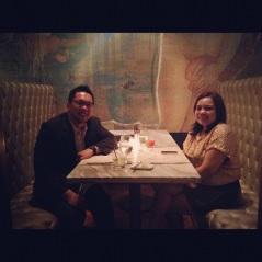 Opus Restaurant, Resorts World Manila