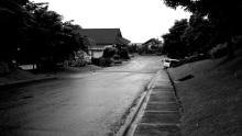 Driveway leading to The Veranda (reception venue)