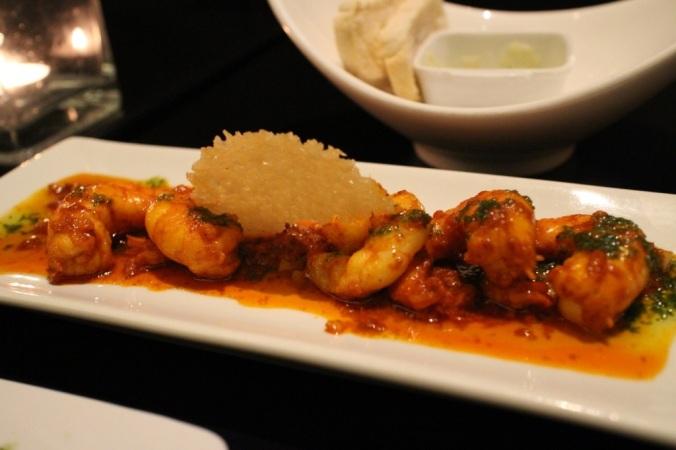 Gambas Racion - shrimp! :)