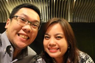 Future Mr & Mrs A